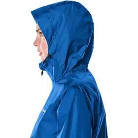 Berghaus Deluge Light Chaqueta Shell Mujer, galaxy blue